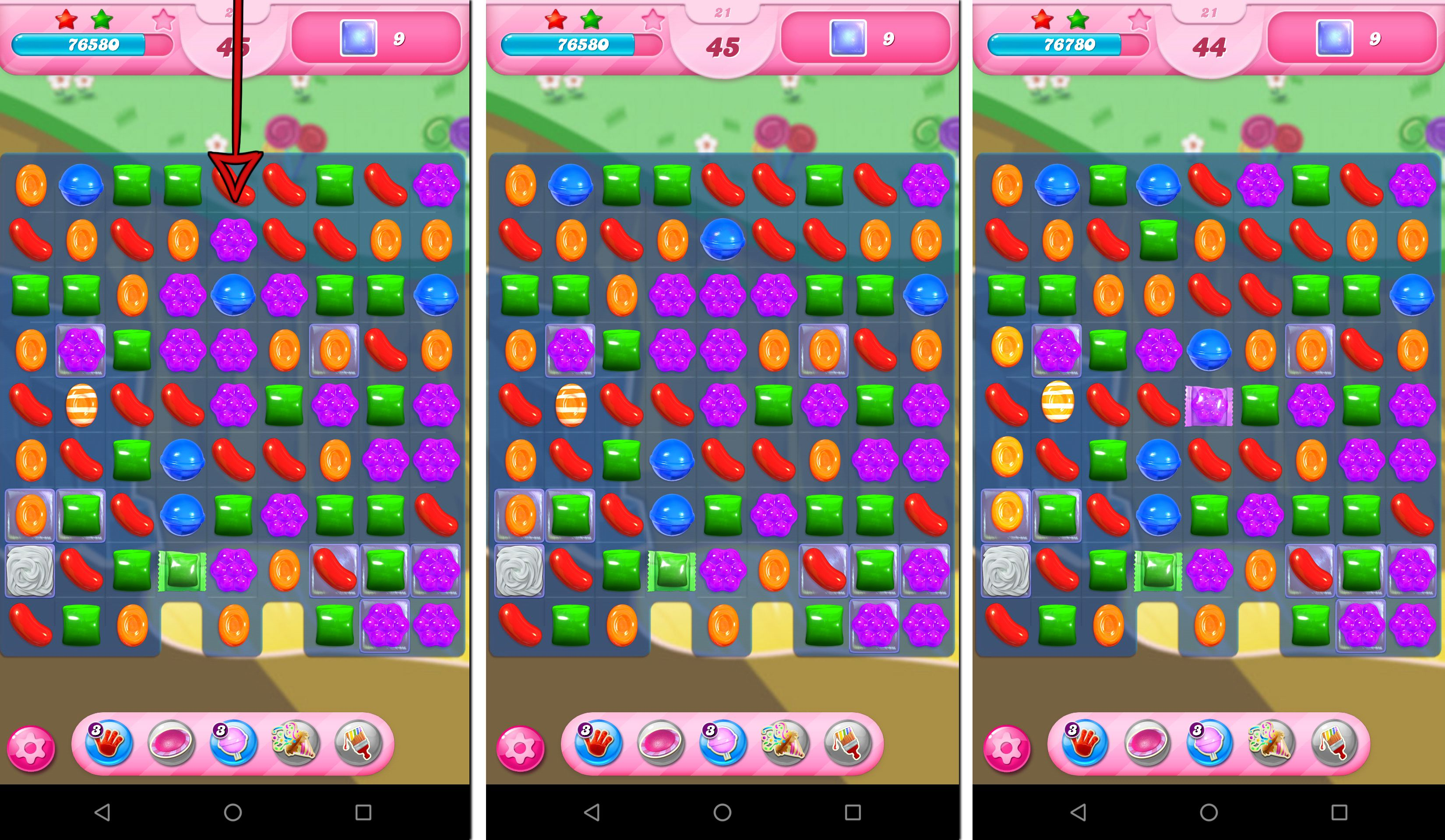 Candy Crush Saga Cheats Tips Tricks And Strategies