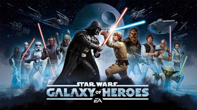 Official art work for Star Wars: Galaxy of Heroes