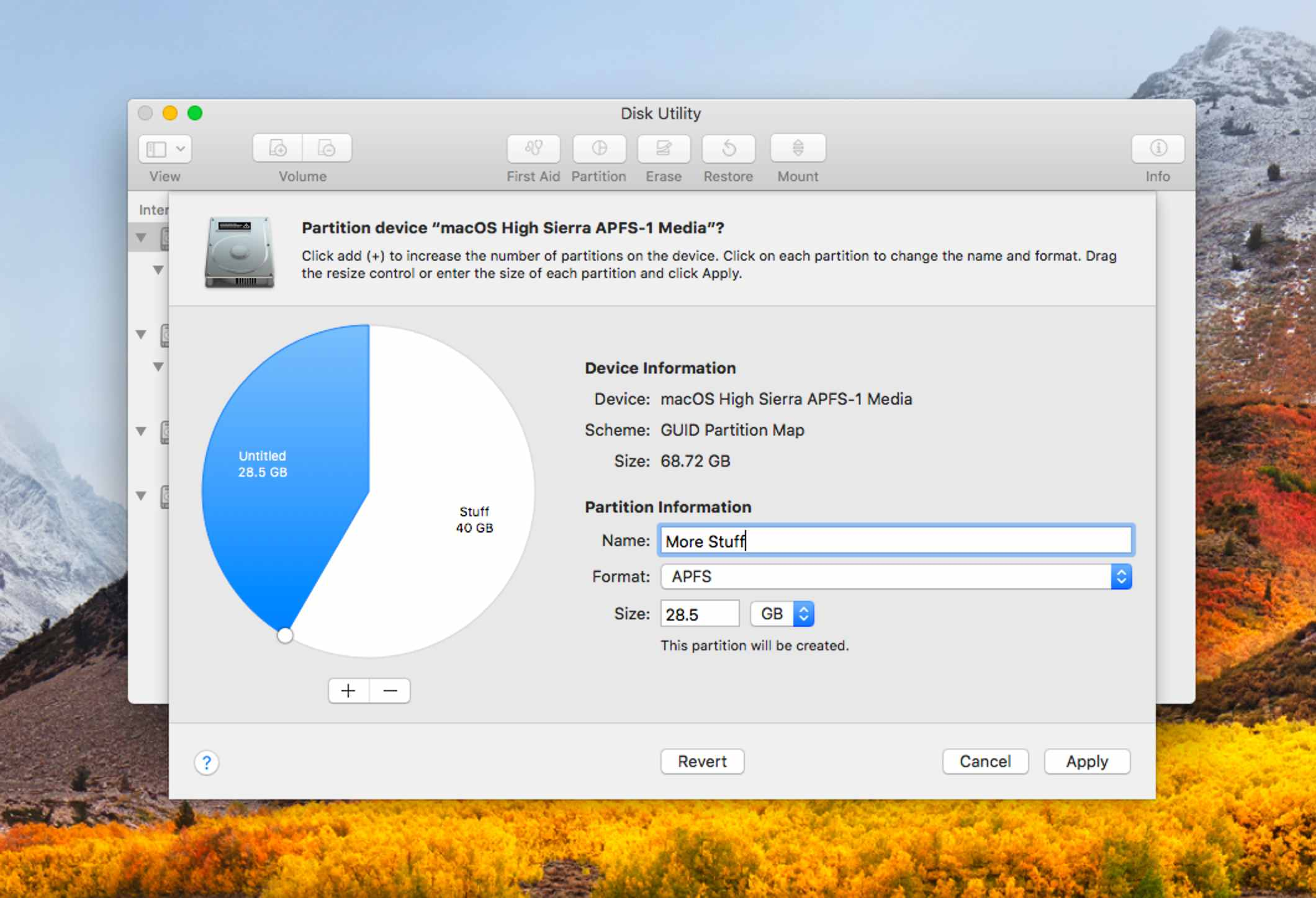 How to Manage an APFS Formatted Drive