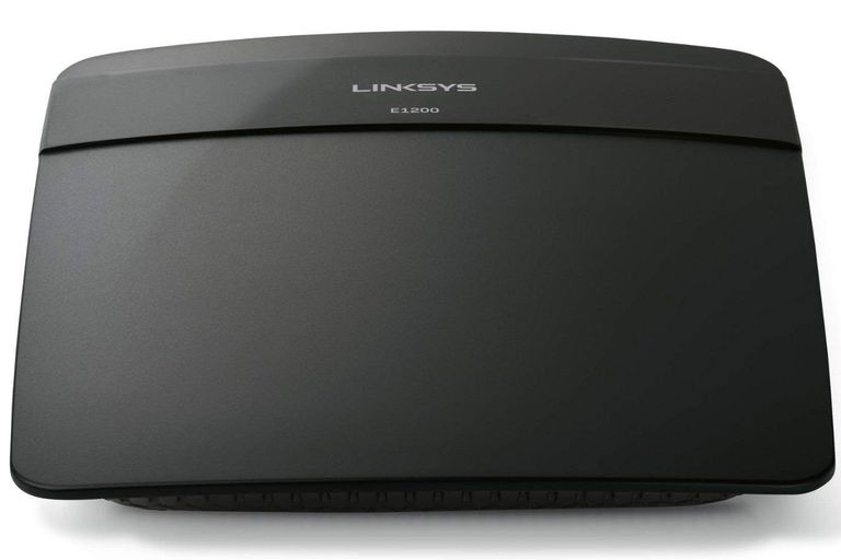 Linksys E1200 Default Password