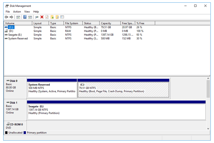How to Open Disk Management in Windows