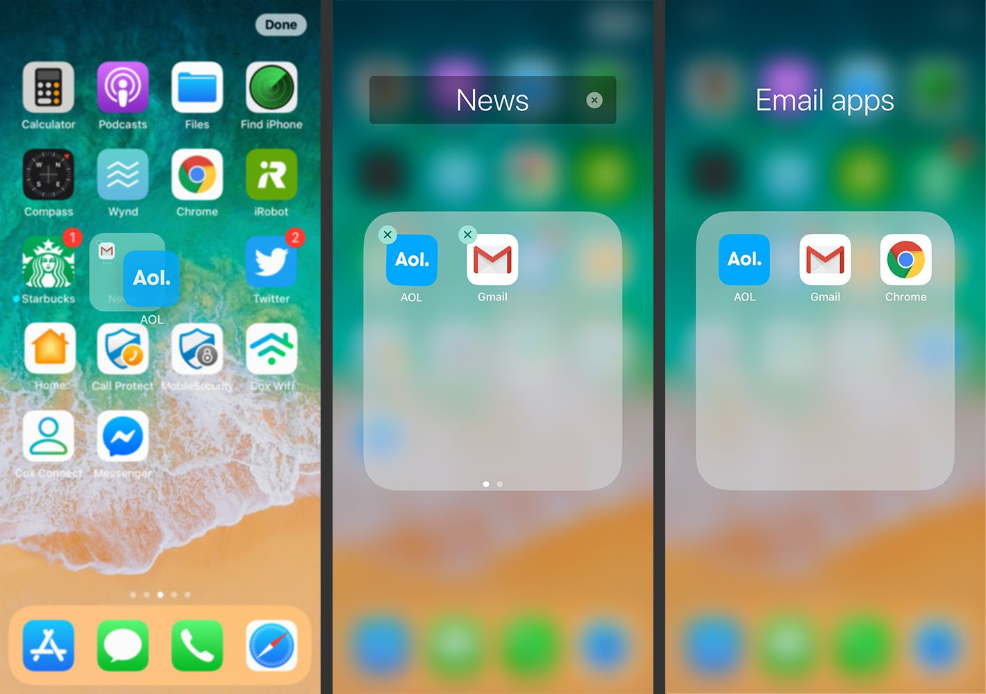 How to Manage Apps on the iPhone Home Screen