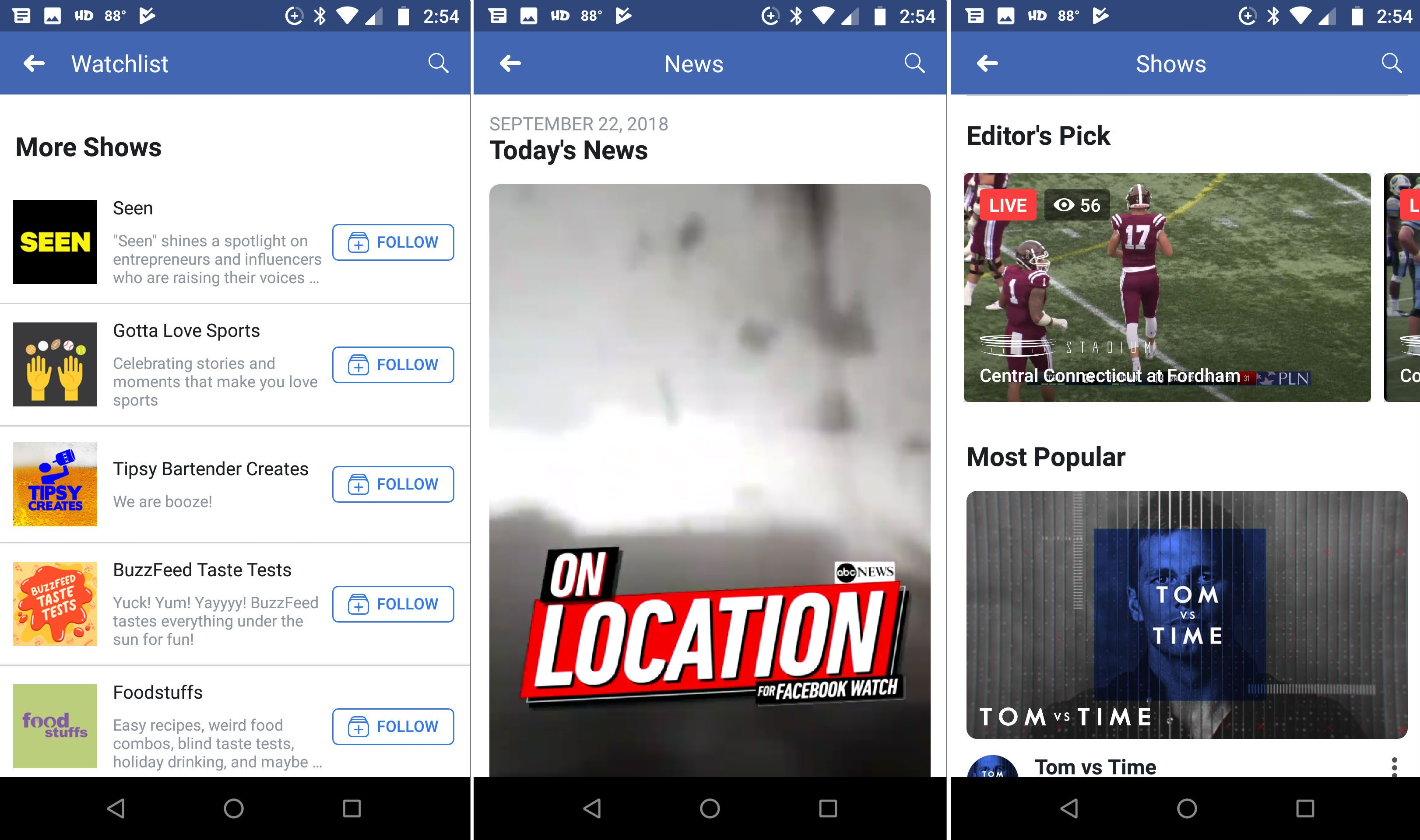 Facebook Watch: What It Is and How To Use It