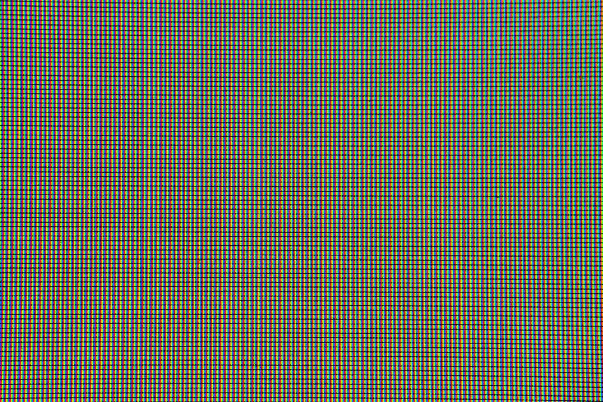 Pixel Display in screen
