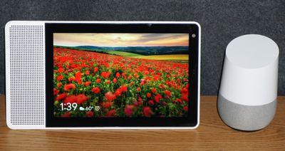 Lenovo Smart Display with Google Home