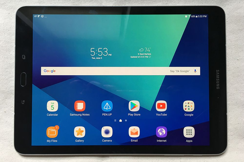 Samsung Galaxy Tab 3-Disappointingly Slow (Product Tests)