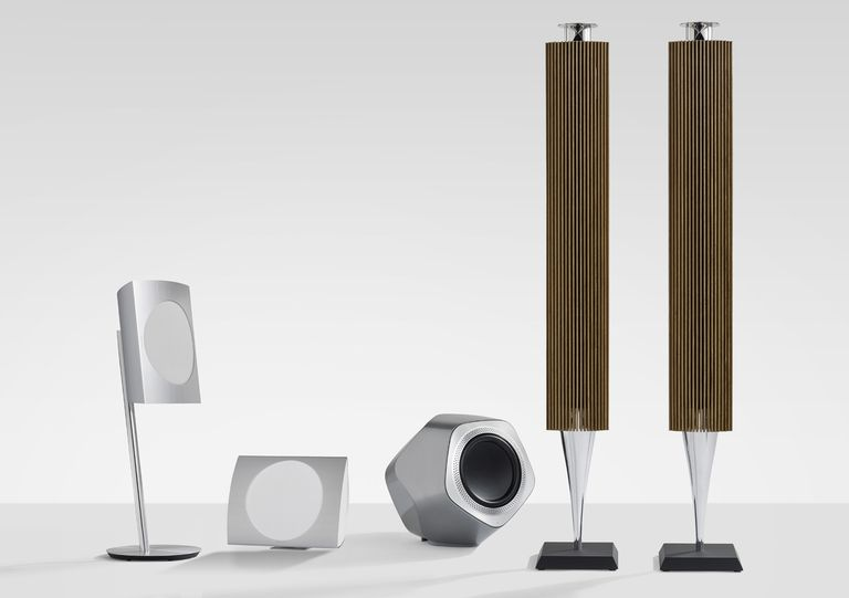 Bang & Olfusen BeoLab Wireless Speaker Line