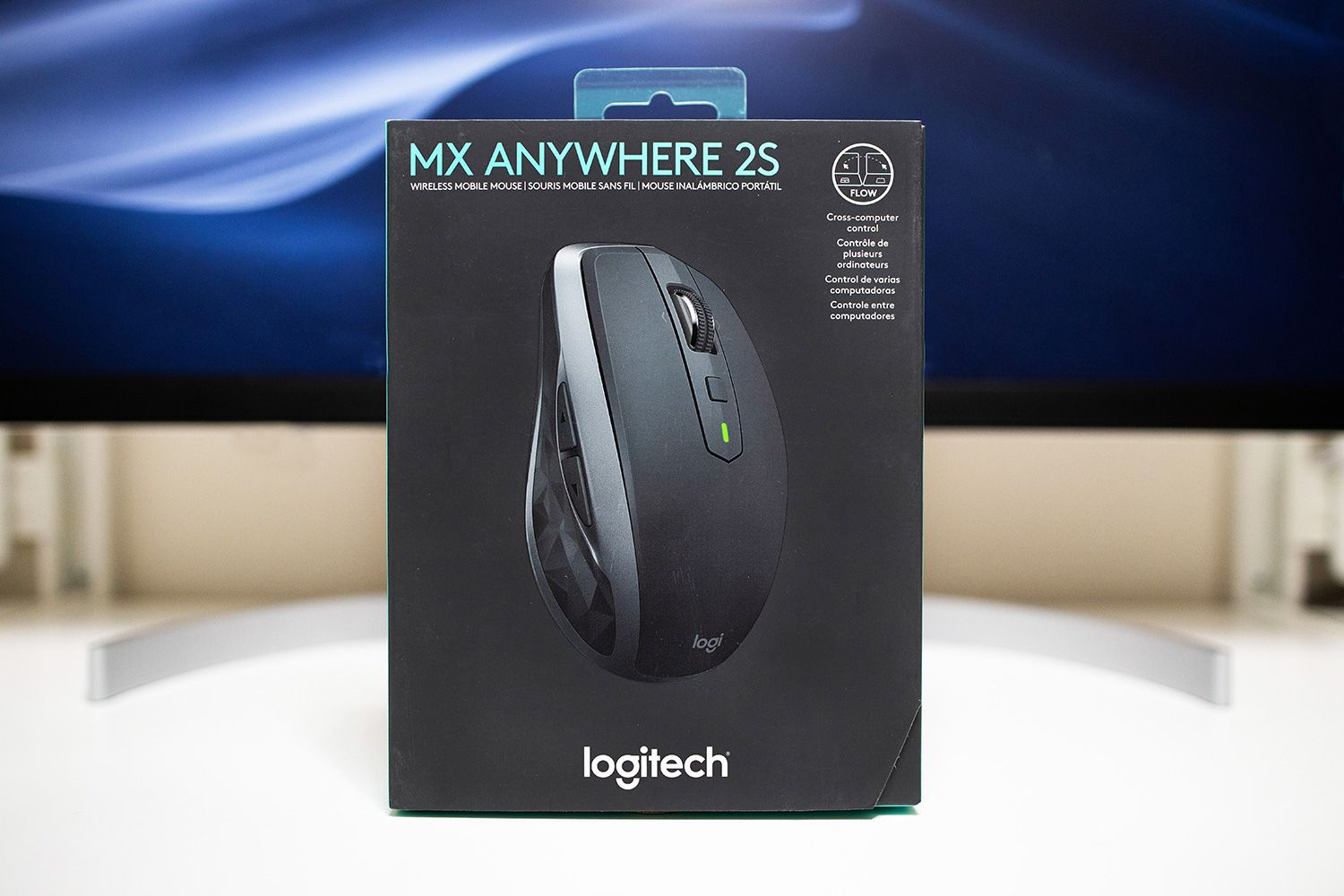 f0bdf9a4e92 Logitech MX Anywhere 2S Wireless Mouse