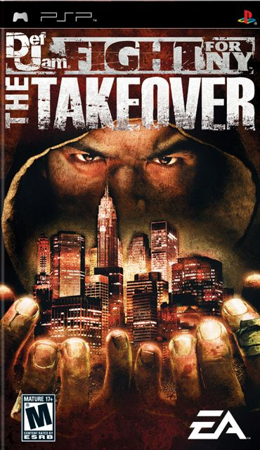 Def Jam: Fight for NY: The Takeover PSP game