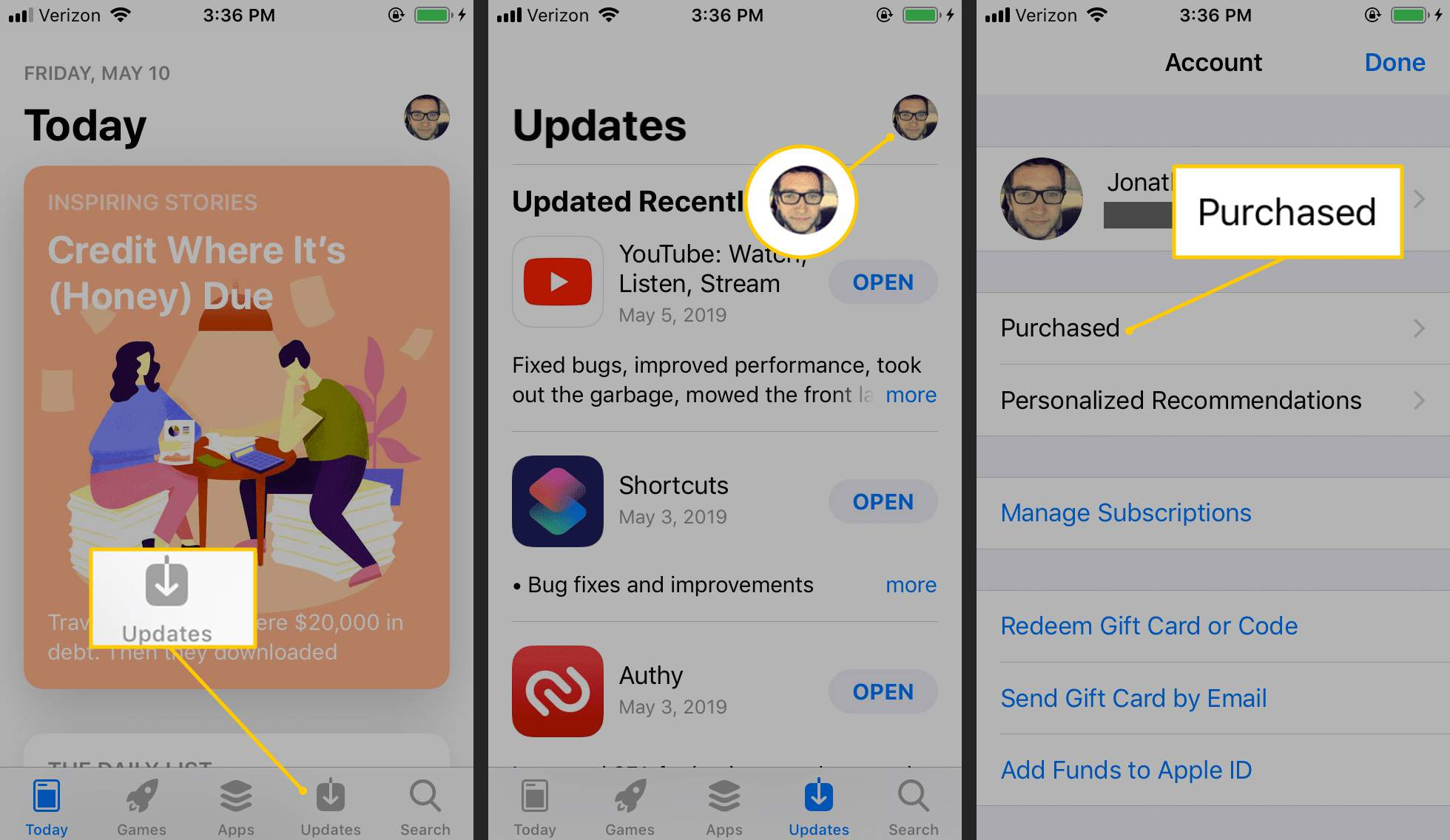 How to Download iPhone Apps You've Already Purchased