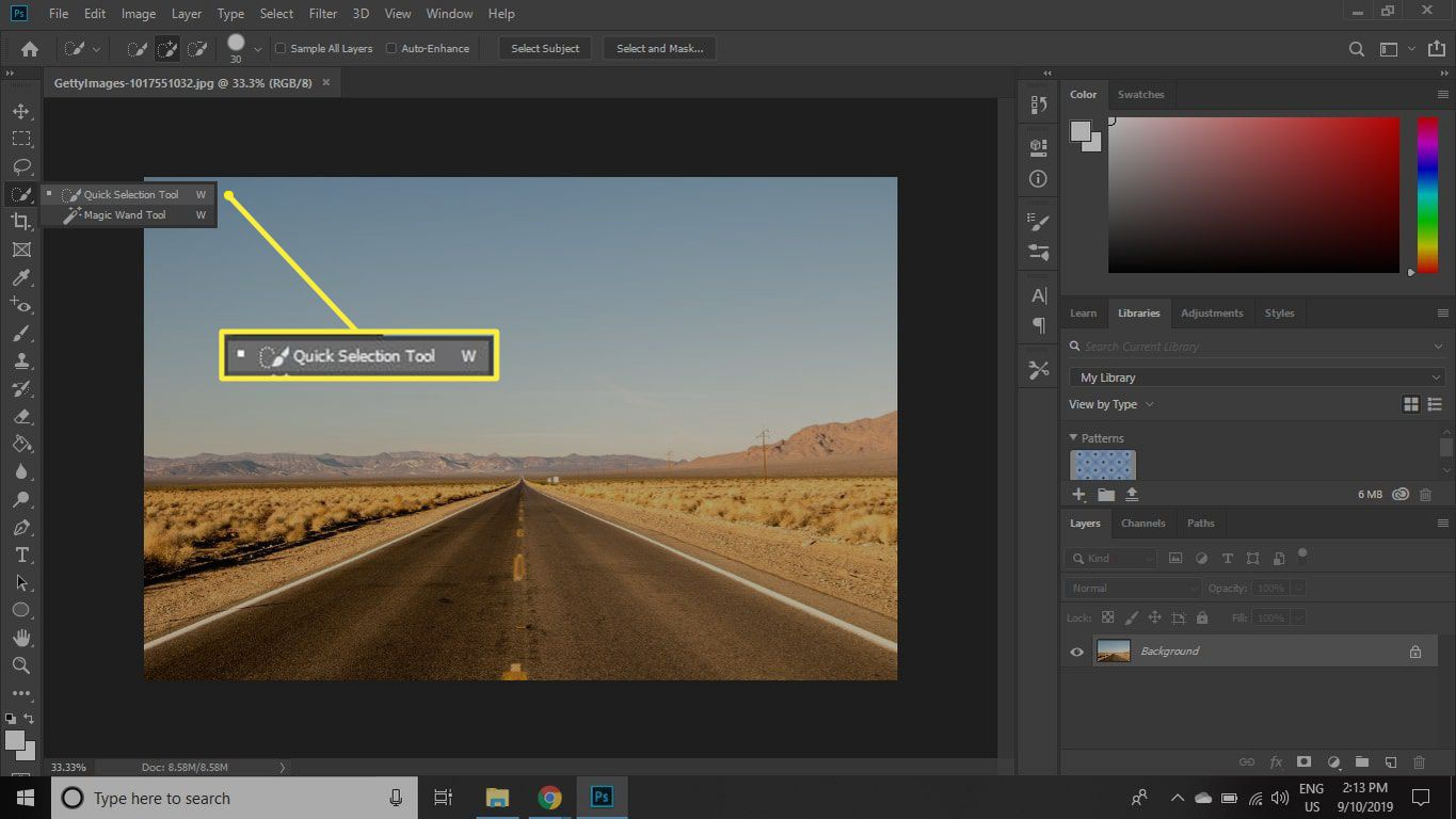 How to Fix a Bad Sky in Adobe Photoshop