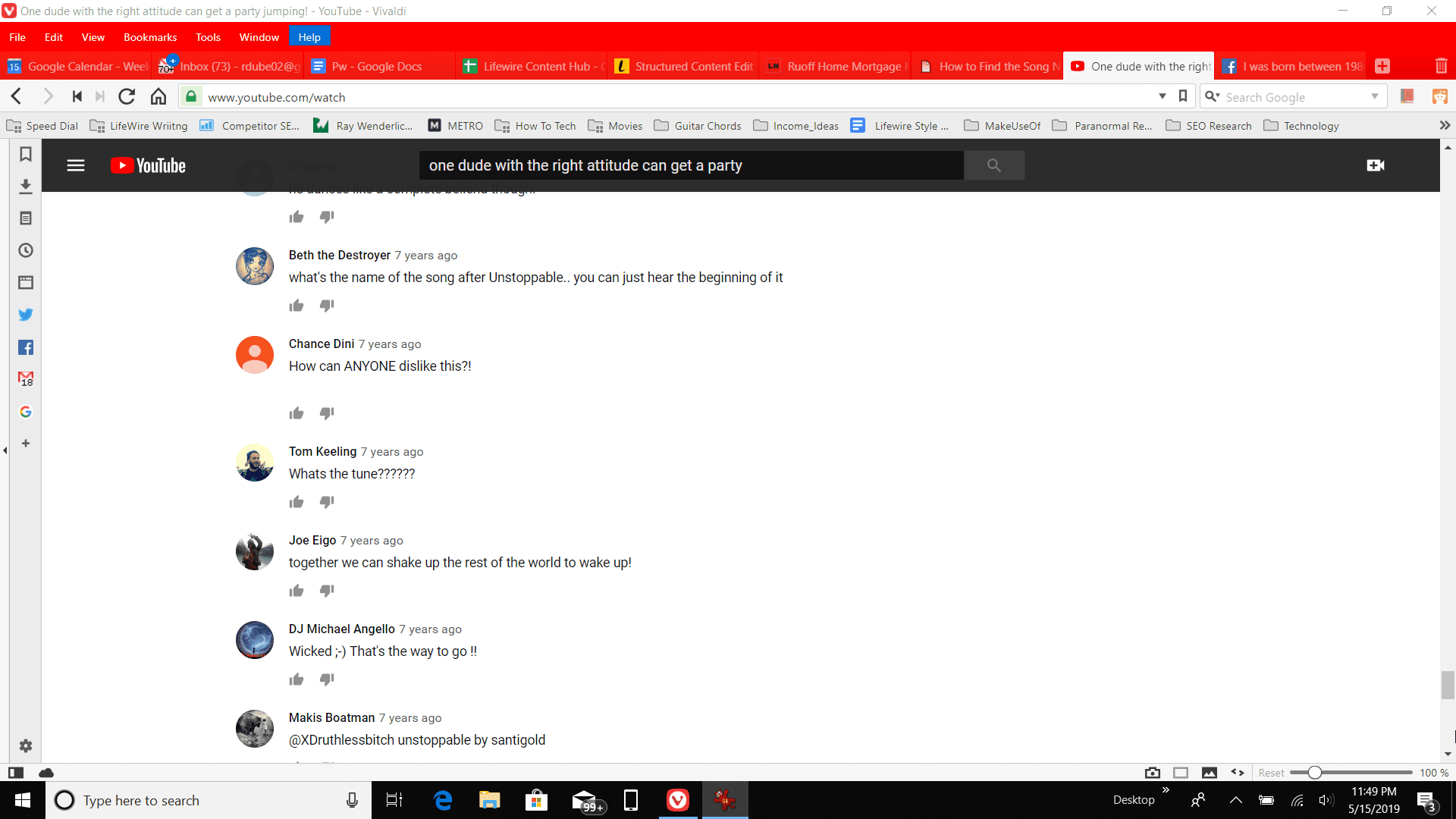 How to Identify Songs In YouTube Videos