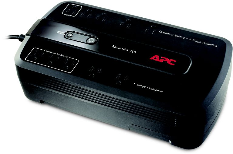 APC Power Saving Back-UPS 750