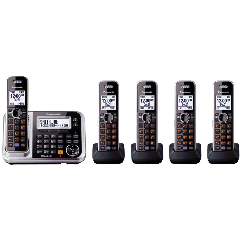 Best Landline Phones 2019 The 7 Best Cordless Phones of 2019