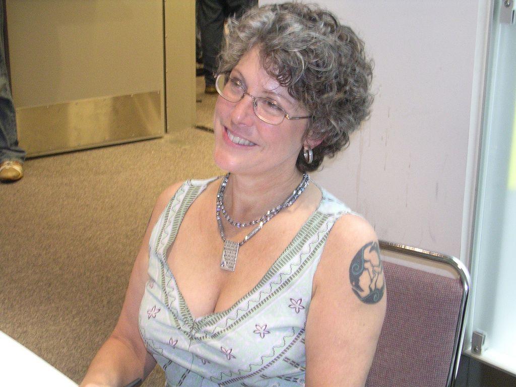 Game developer Brenda Laurel