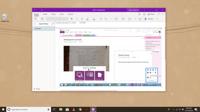 Use Microsoft OneNote to Stay Organized