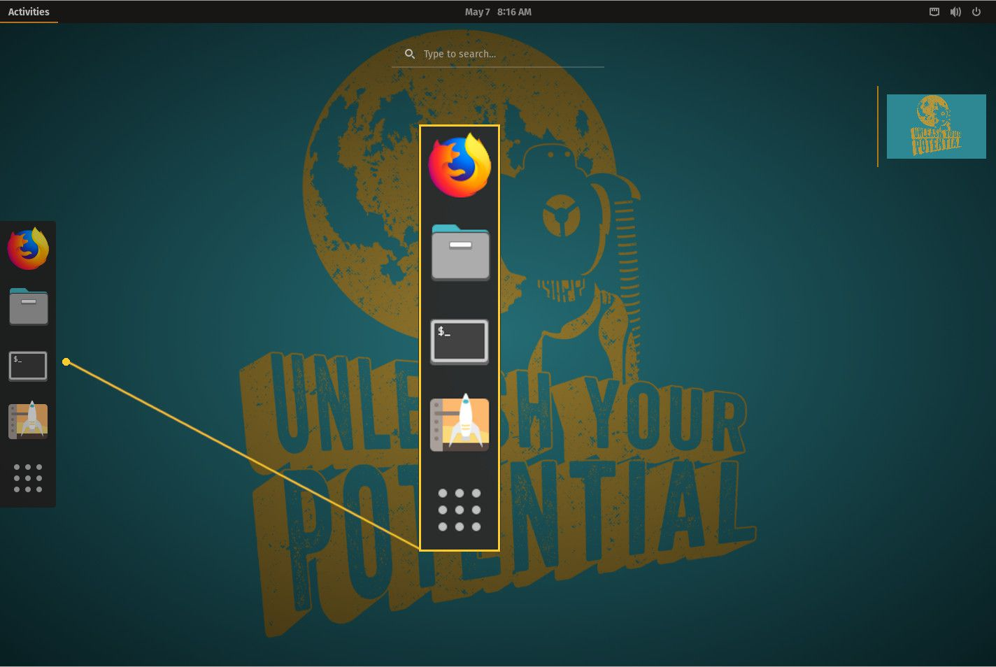 How to make launching apps easier in GNOME, KDE Plasma, and
