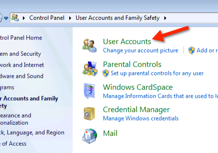 How to Enable the Guest Account in Windows 7