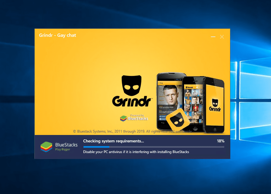 grindr sign up not working