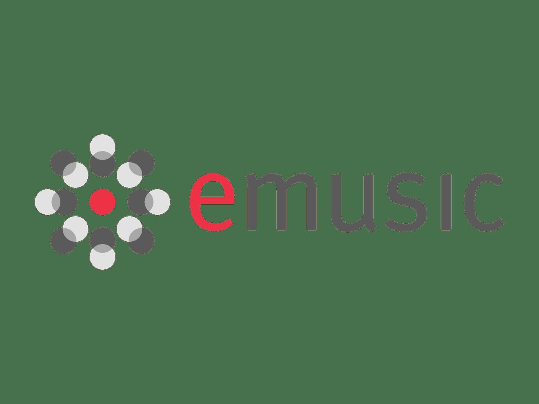 Logo of eMusic music download service