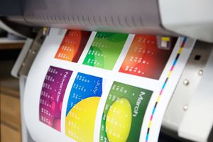Printing out a calendar