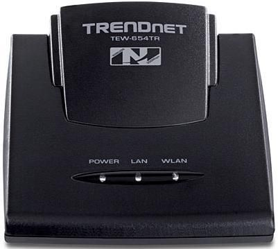TRENDnet 300Mbps Wireless-N Router