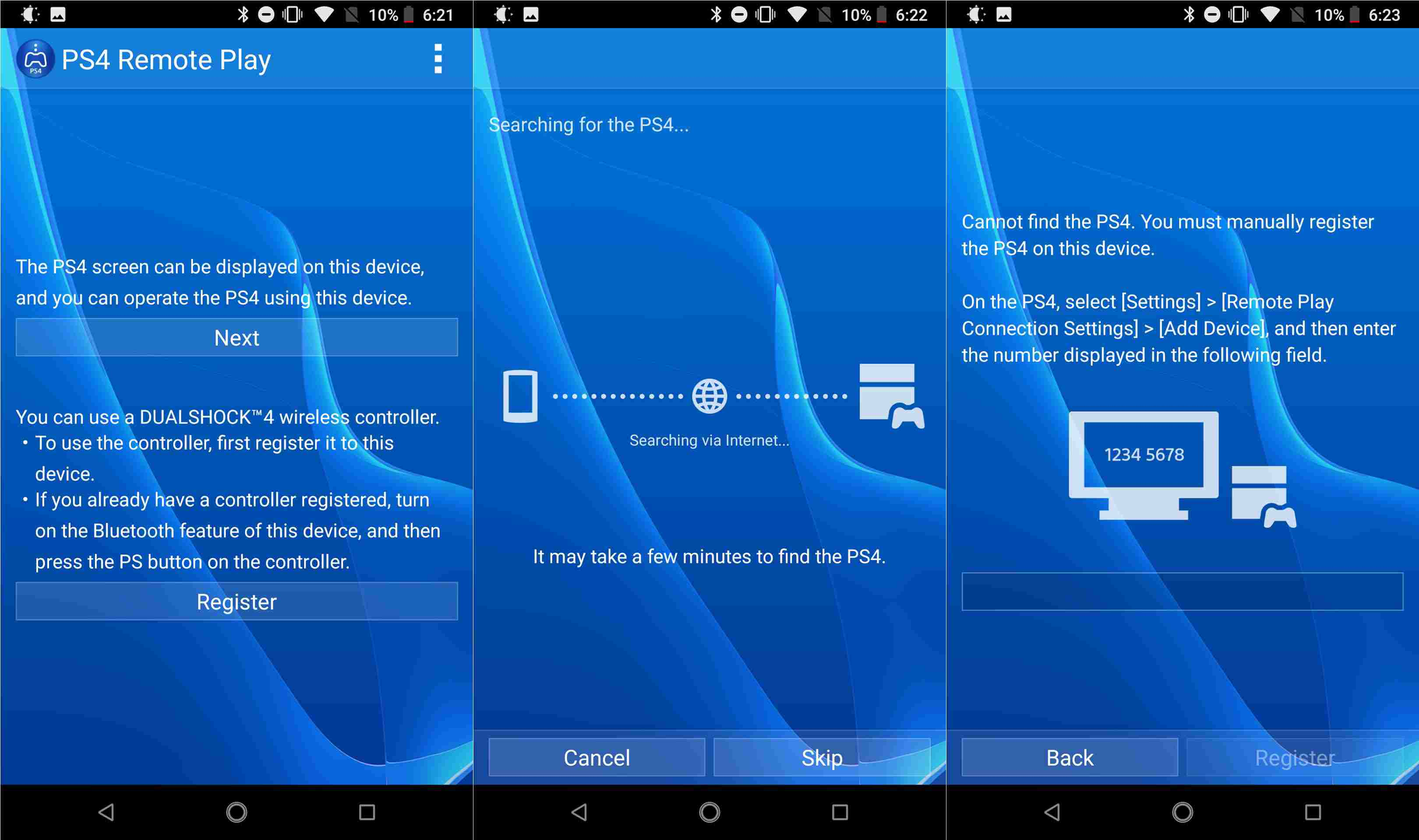 How to Remote Play PS4 Games on Android