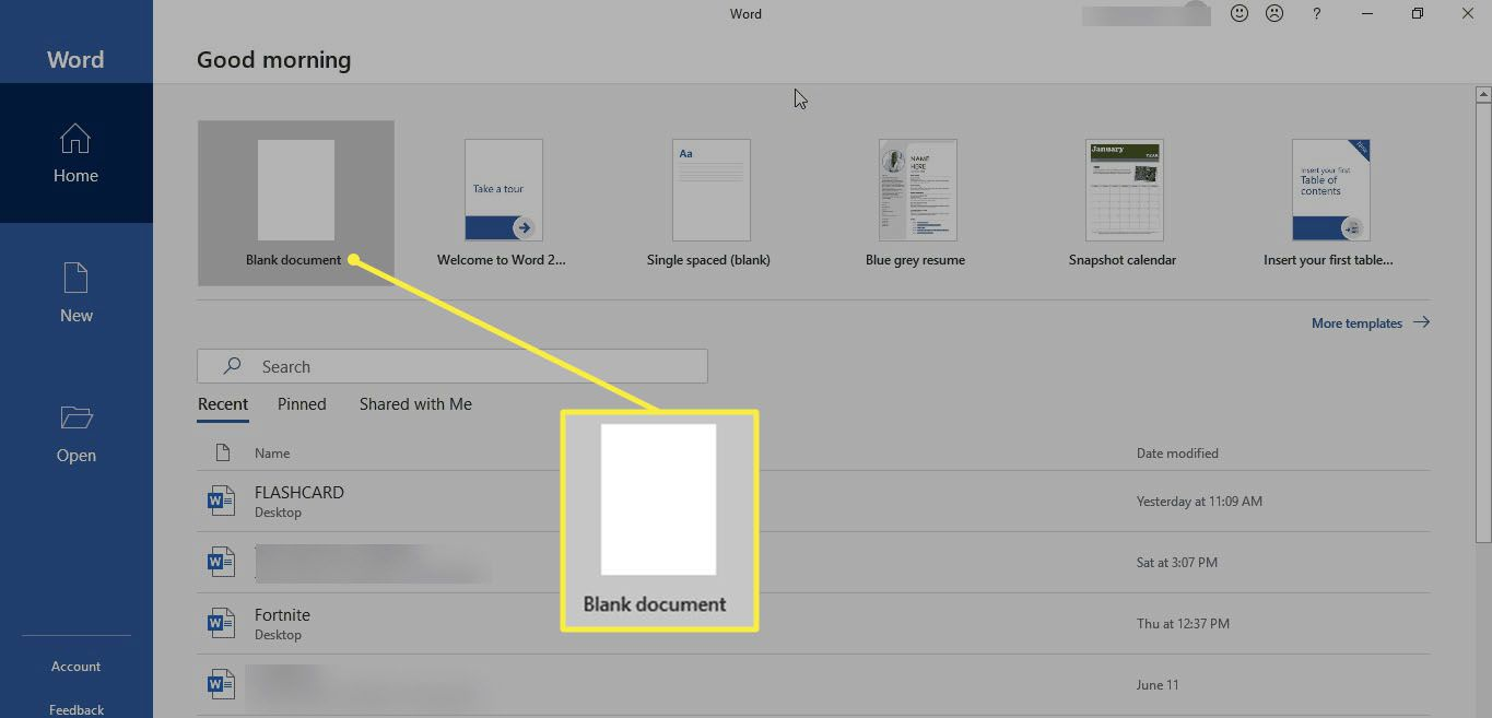 How to Make Flashcards on Word In Microsoft Word Note Card Template