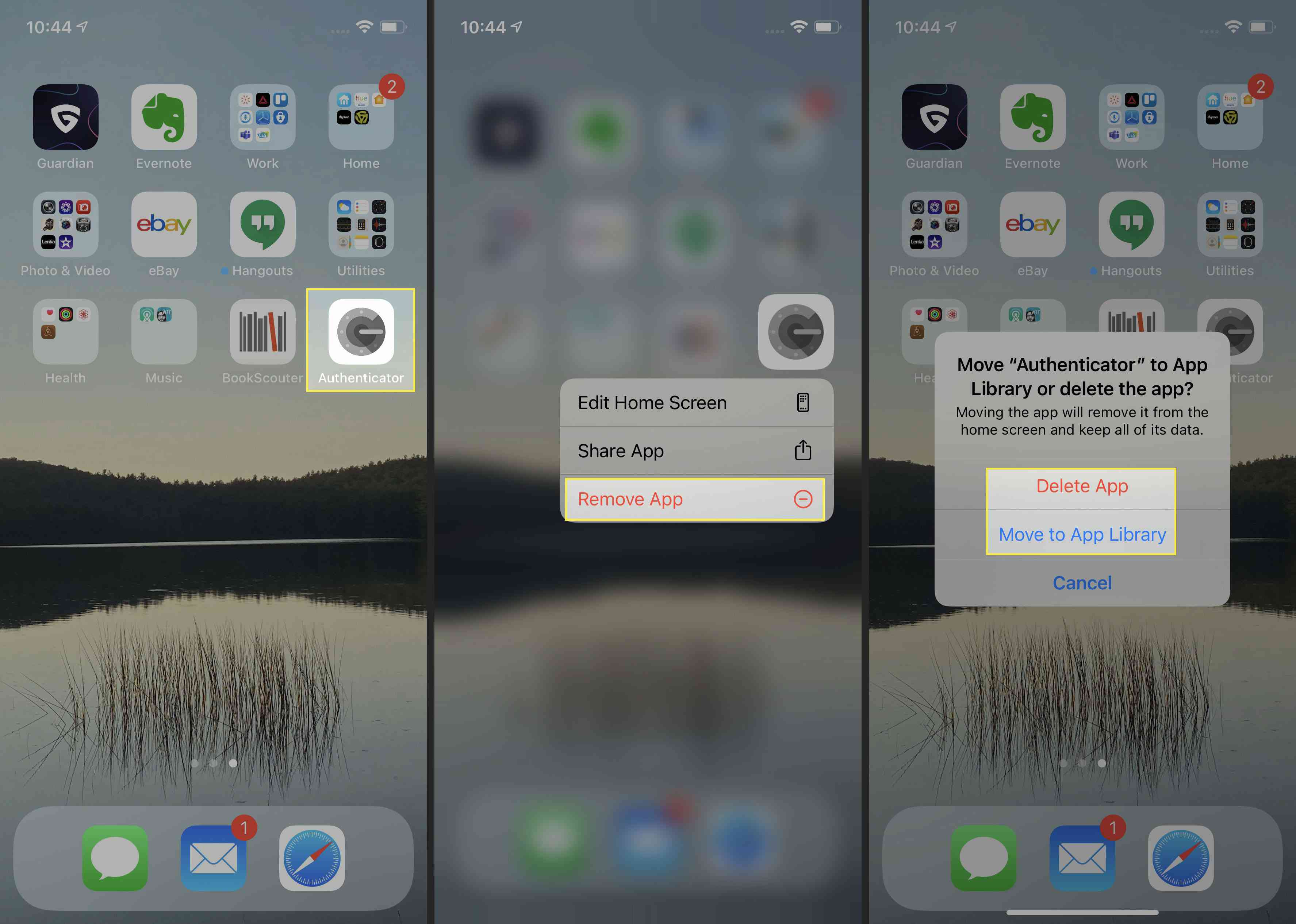How To Delete Apps On Iphone 12