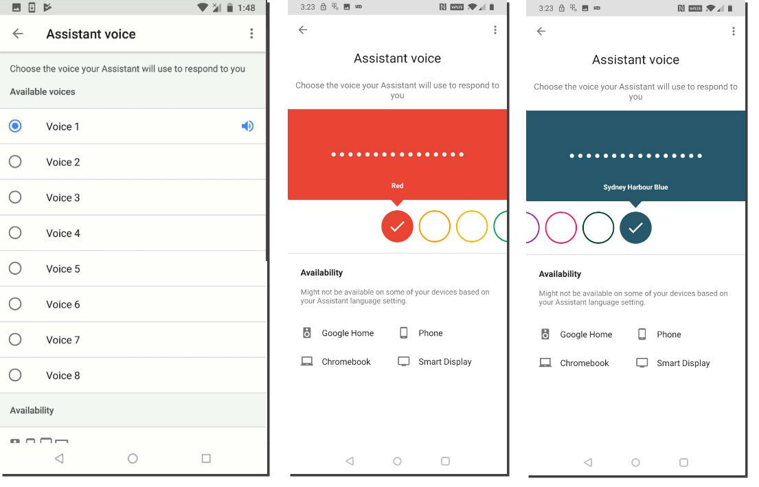 How To Fix It When You Can't Change Google Assistant's Voice