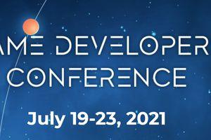 GDC logo for 2021