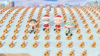 Animal Crossing: New Horizons Bells original screenshot