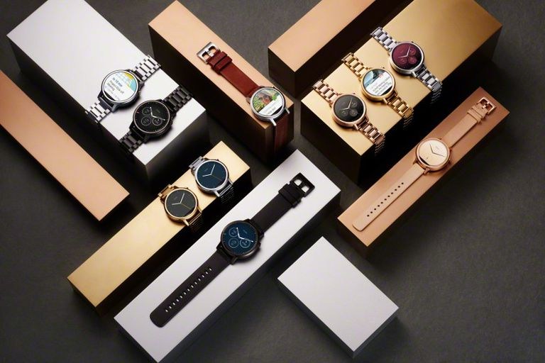 Moto 360 (2nd gen) Design Choices