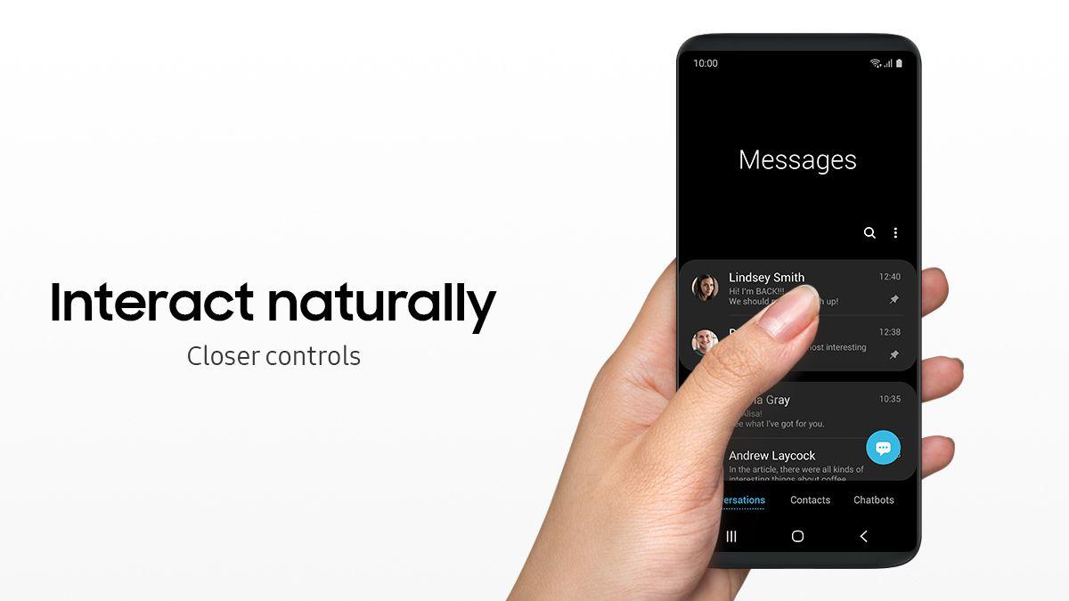 How Samsung One UI Ergonomics Reduces Repetitive Stress