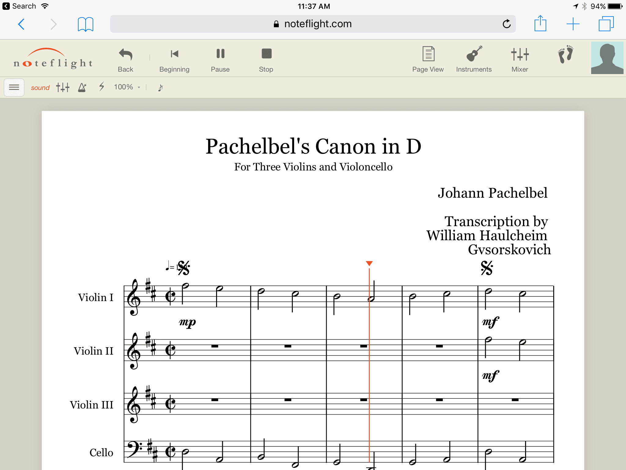 The Best Sheet Music Notation And Tab Readers For The Ipad
