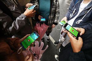 Pokemon GO Players in Sydney