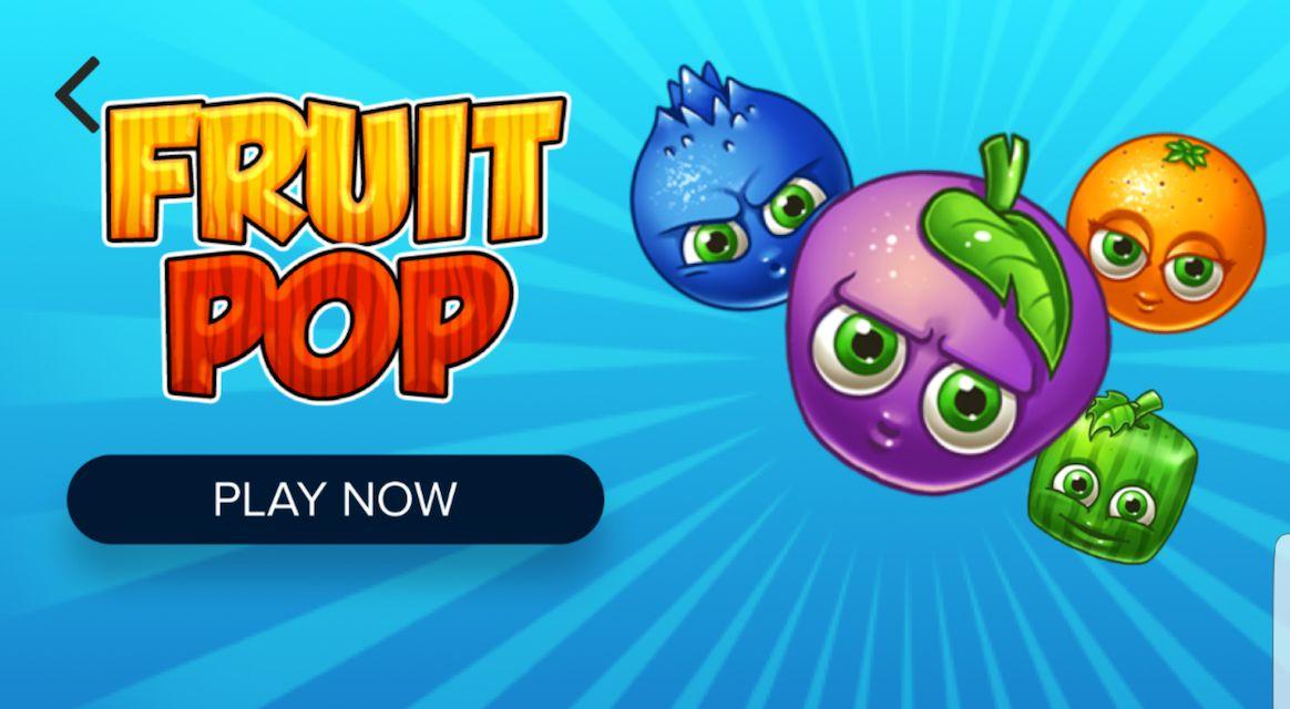 Fruit Pop Logo