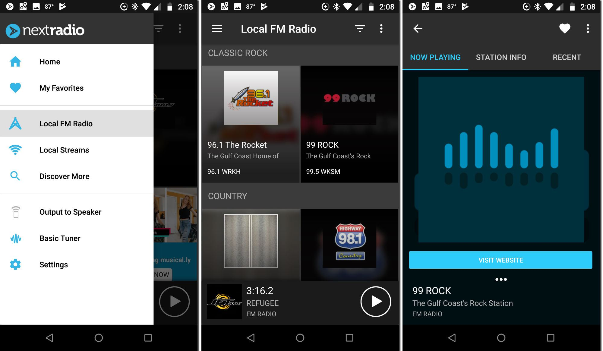 offline fm radio app for android free download