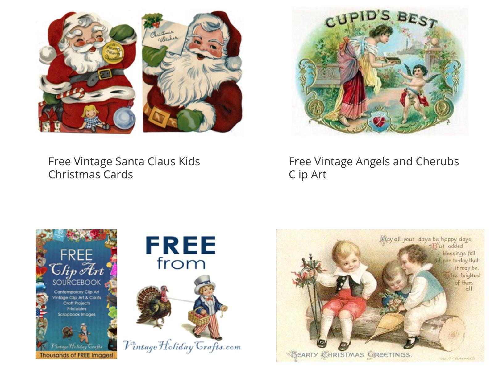 Favorite Sites for Christmas Clip Art