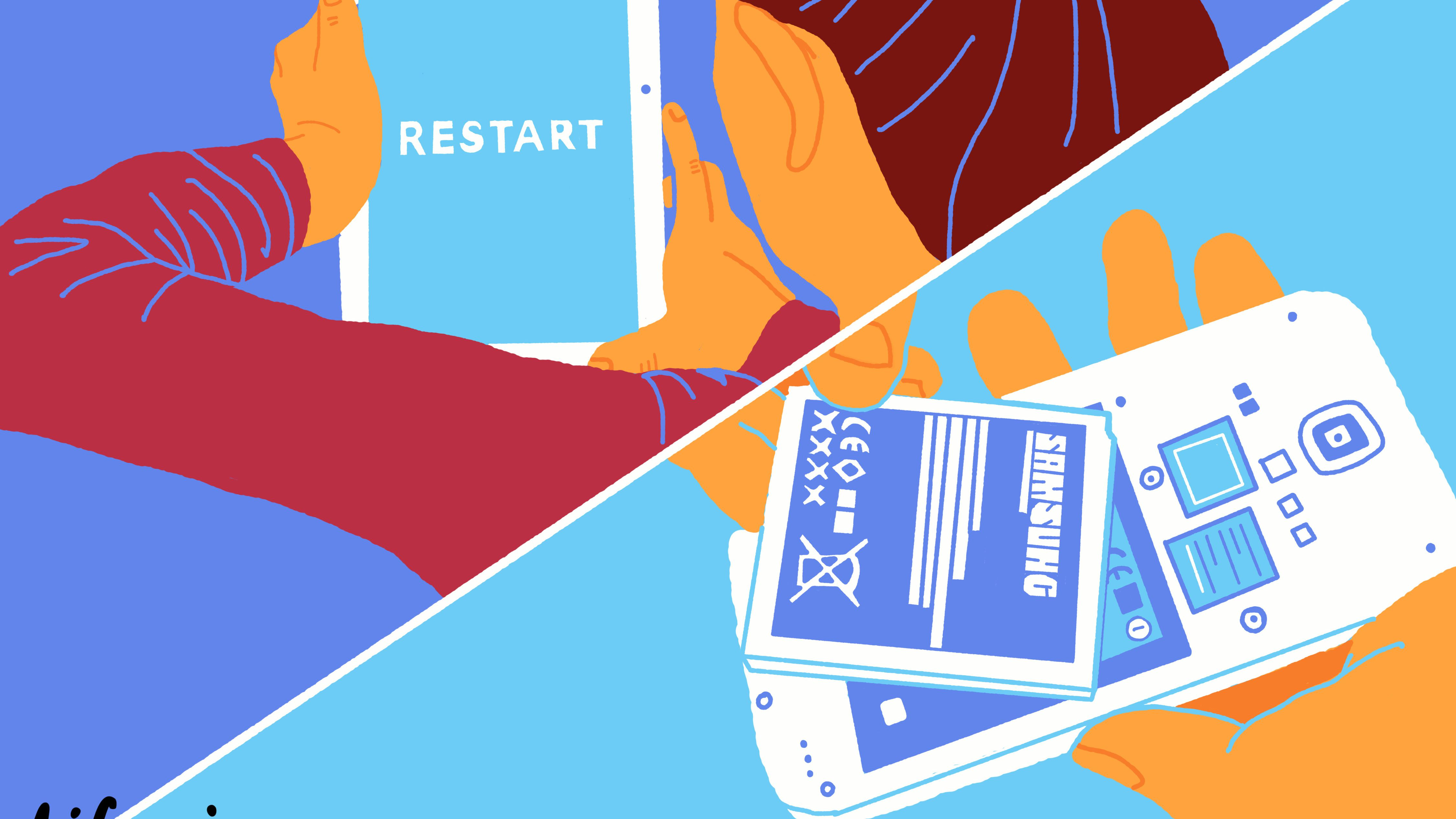 How to Reboot an Android Smartphone or Tablet