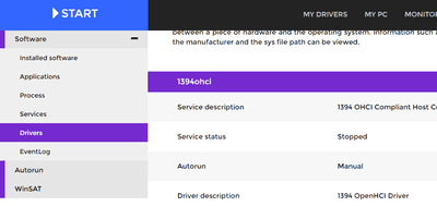 free driver finder software download