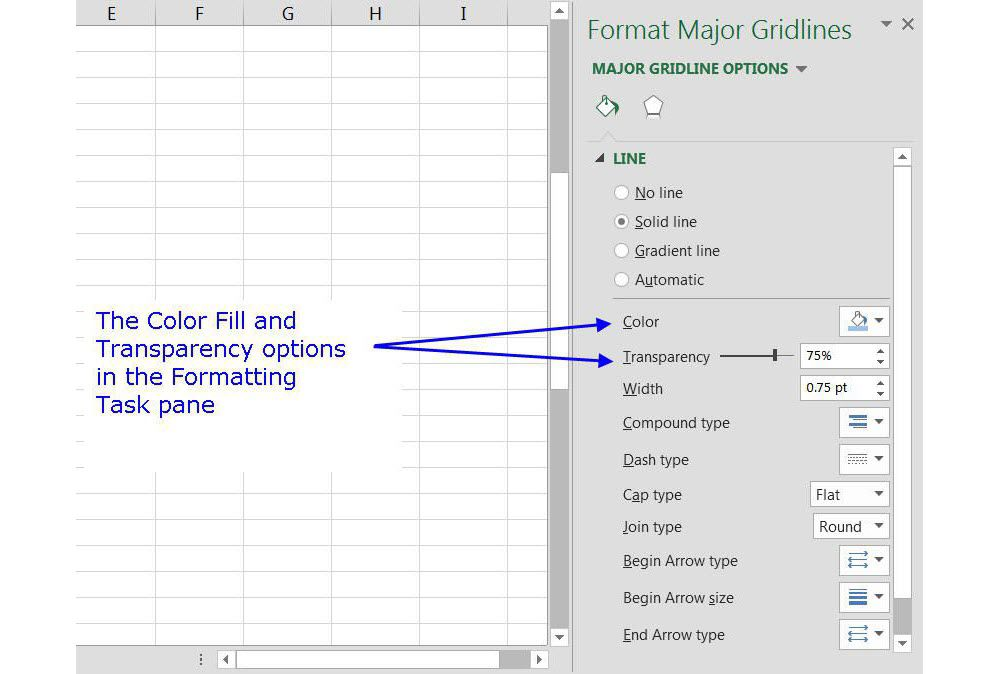 How To Make And Format A Line Graph In Excel