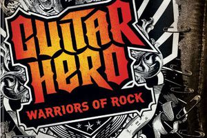 Guitar Hero: Warriors of Rock Box Art