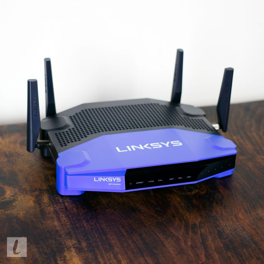 Linksys WRTAC3200 Router