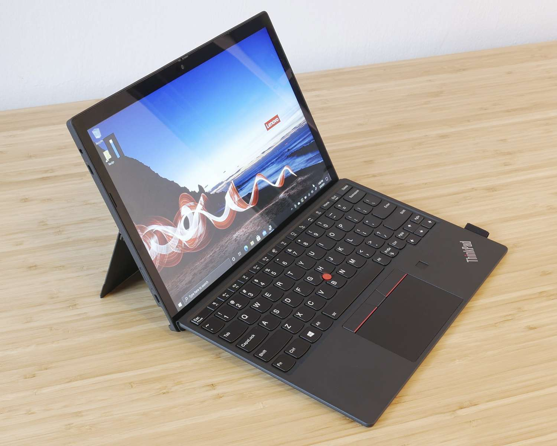 ThinkPad X12 Detachable Tablet