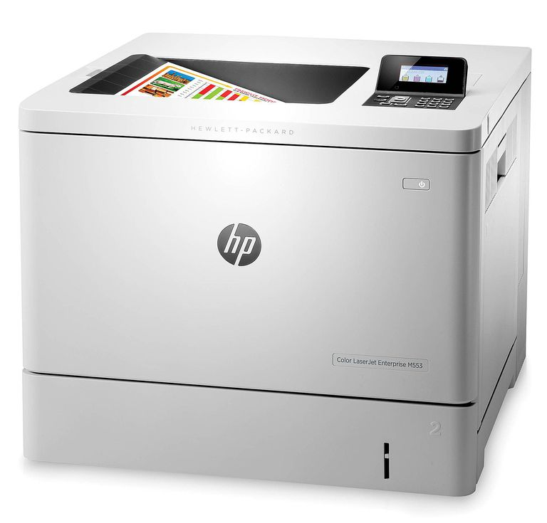 HP Color LaserJet Enterprise M9dn