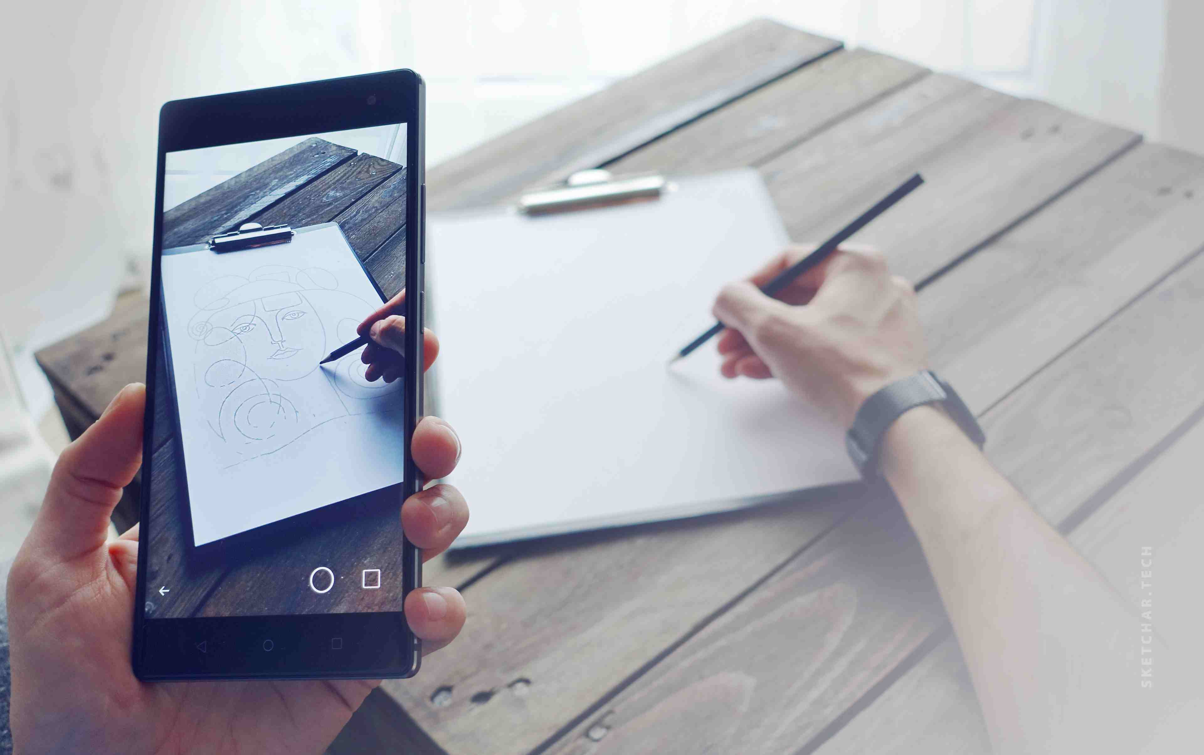 Improve your Drawing Ability with SketchAR