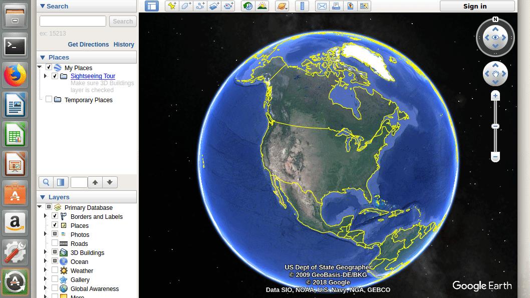 How to Install Google Earth for Ubuntu