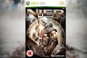 Nier game cover