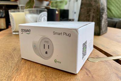 Gosund smart plug lifestyle